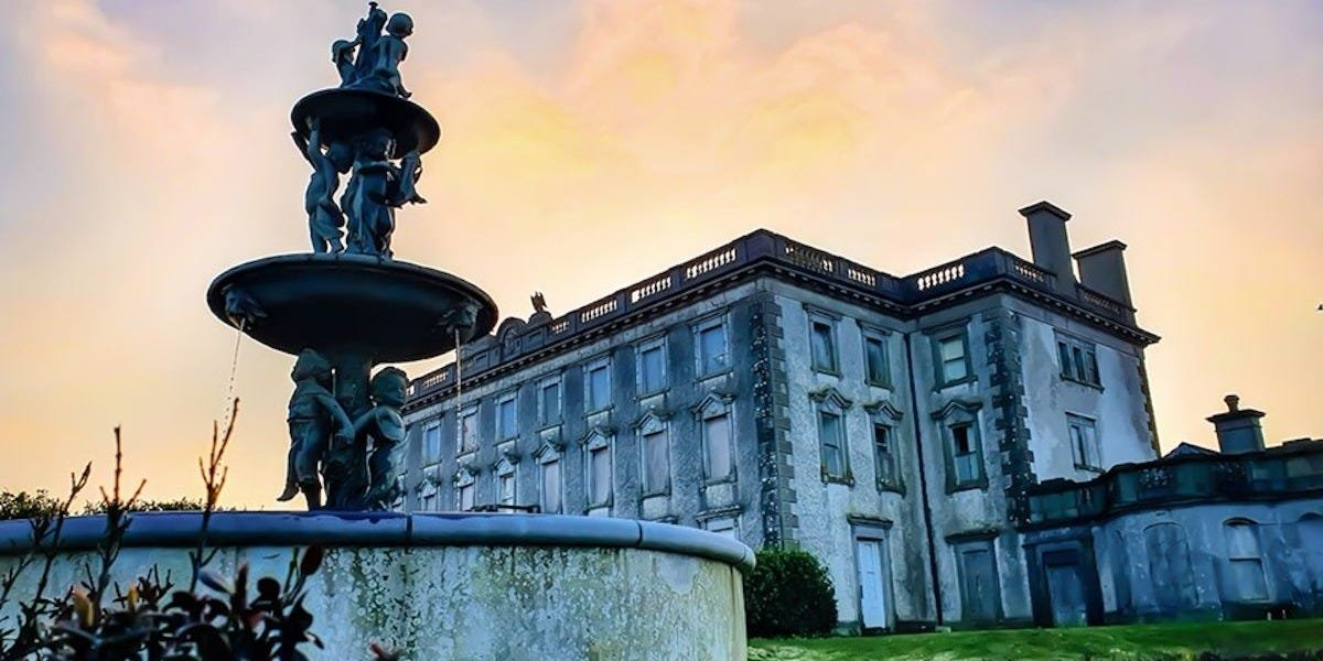 The most haunted house in Ireland is now for sale, and it could be yours if you're not afraid of a few scary stories