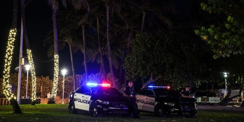 Florida cops who responded to a noise complaint at house party 'cowered away' after finding out their boss was a guest