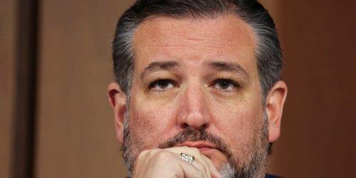 Sen. Ted Cruz says that Democratic voting proposals will constitute 'Jim Crow 2.0'