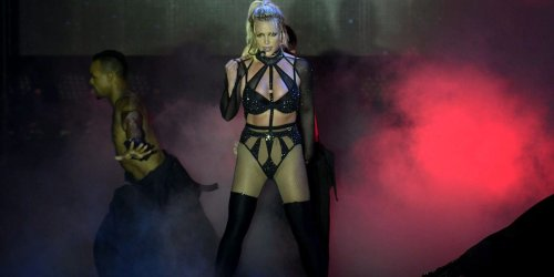 Britney Spears was 'scared' and 'crying' after she smelled weed backstage during a tour stop: 'I will fail a drug test. I won't see my boys'