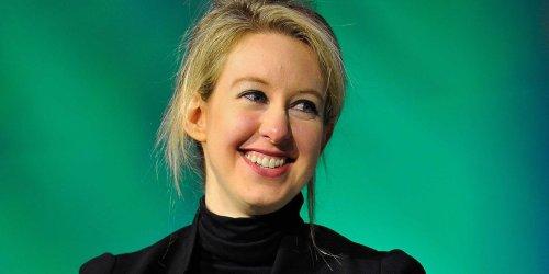 5 books that inspired billionaire CEO Elizabeth Holmes