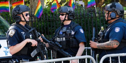 New York City Pride says it will ban police through 2025 and 'reduce' NYPD involvement