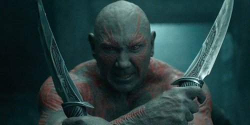 Dave Bautista thinks Marvel 'dropped the ball' with Drax in 'Guardians of the Galaxy' movies by making him too funny and ignoring the character's backstory