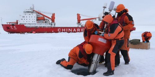 The increasingly accessible Arctic is becoming another arena for US-China military jockeying