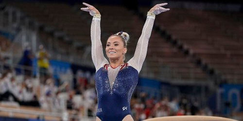 The 'grandma' of Team USA's gymnastics squad came out of a short-lived retirement and shined to win silver in Tokyo