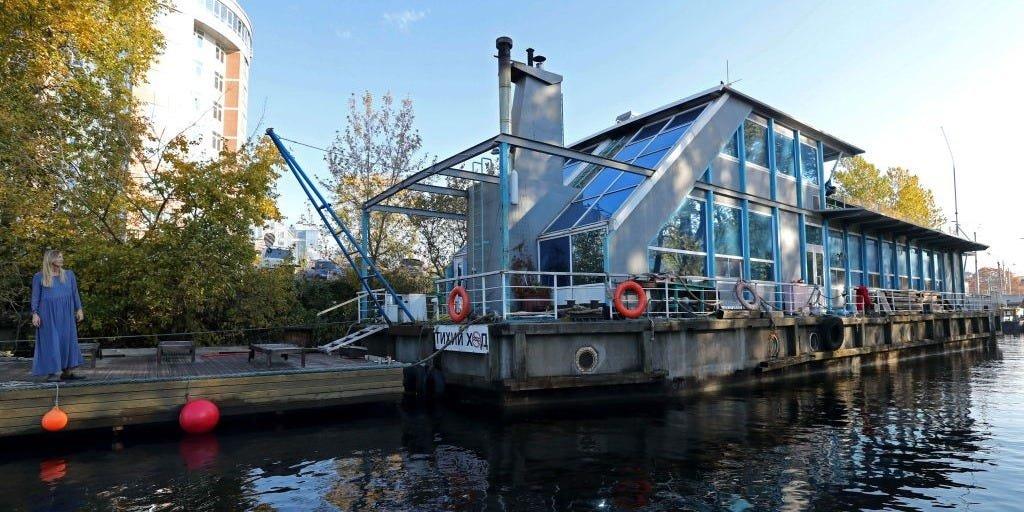 Around the World: Unconventional Homes