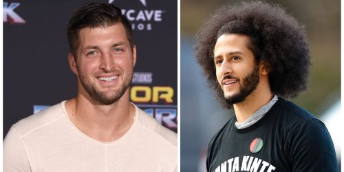 Tim Tebow is back in the NFL after 9 years away, and it raised more questions about why Colin Kaepernick never got another shot