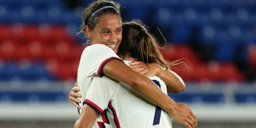 The hero of the US Women's Soccer knockout stage win took a winding journey to Tokyo after a 2019 World Cup snub