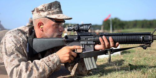 The 'deadliest' Marine recruit at Parris Island reveals the secrets of his record-setting shoot