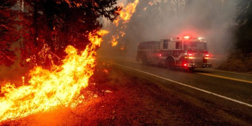 A criminology professor was charged with wildfire arson in California. The crime is far more common than you think.