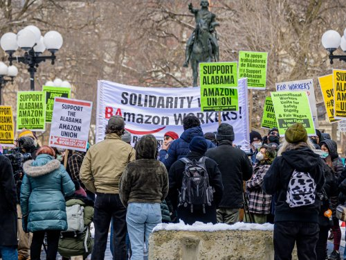 Amazon workers in Alabama have a few hours left to vote on whether to join a union. Here's how unions work and why many companies oppose labor organizers.