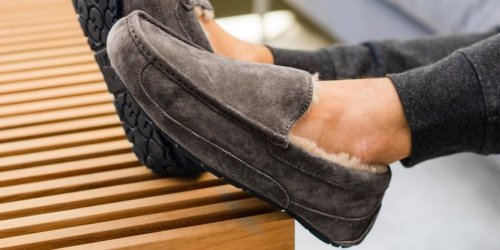 The best men's slippers