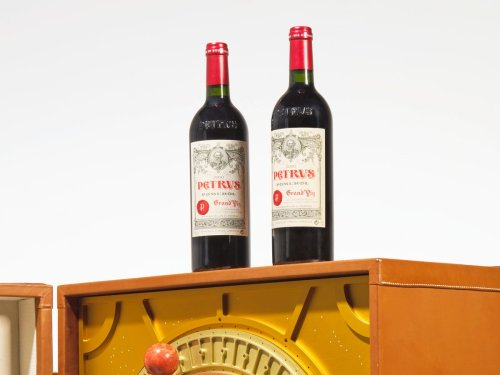 A bottle of red wine that aged for 14 months on the International Space Station is up for sale and could fetch up to $1 million