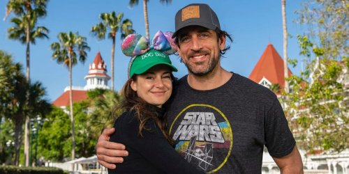 Photos of 13 celebrity couples having magical dates at Disney theme parks