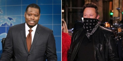 'SNL' star Michael Che says he knew of Elon Musk but doesn't know majority of show's white celebrity hosts