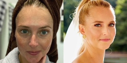 I tried a 3-step skincare routine before my wedding that left my skin glowing. Here's how I found the products that worked for me.