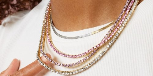 Tennis bracelets and necklaces are exploding on social media — here are 11 timeless options for every budget