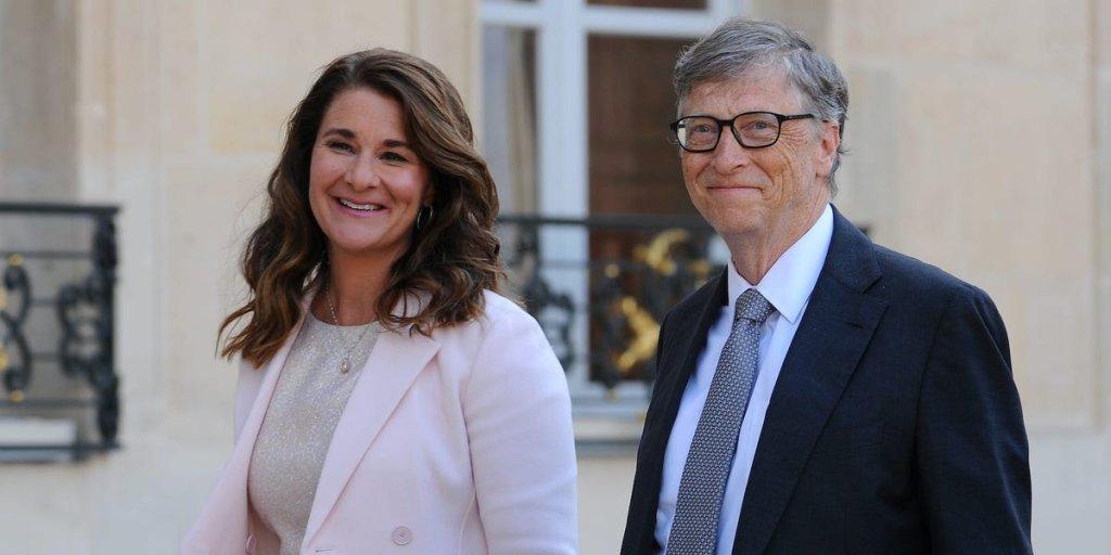 Bill Gates - cover