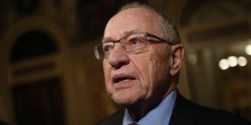 Alan Dershowitz is suing Netflix over rape allegations in its Jeffrey Epstein docuseries