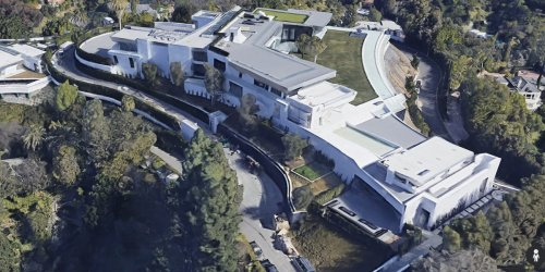 Nobody wants to pay $500 million for this unfinished Bel Air mega-mansion that just defaulted on a huge loan