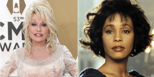 Dolly Parton says she used royalties from Whitney Houston's song in 'The Bodyguard' to support a Black neighborhood