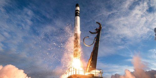 'I am incredibly sorry that we failed': Rocket Lab's 13th space mission didn't reach orbit on Saturday, losing 7 small satellites in the process