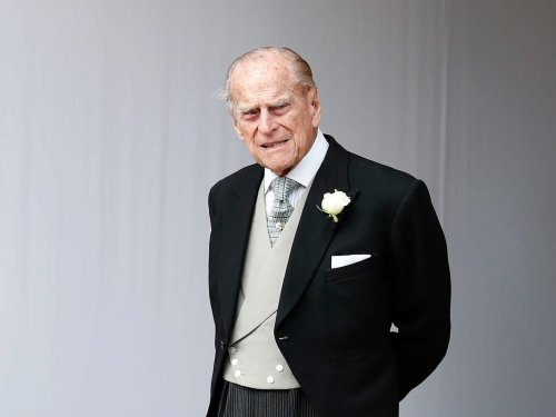 Watch the BBC interrupt programming to announce Prince Philip's death
