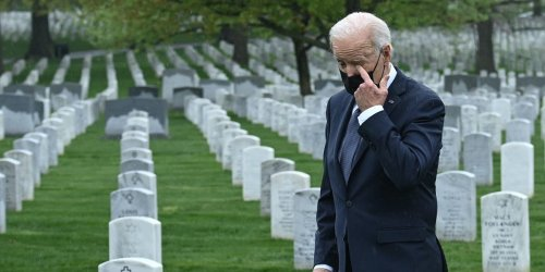 More than 120 retired generals and admirals wrote to Biden appearing to back a false election conspiracy and questioning his mental health