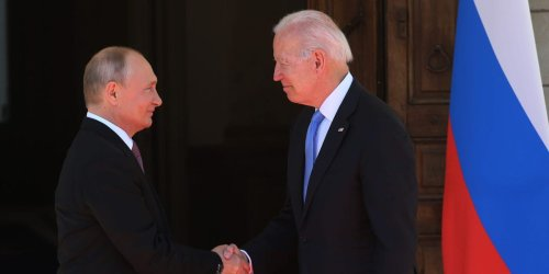 Putin says Biden was right to withdraw US troops from Afghanistan