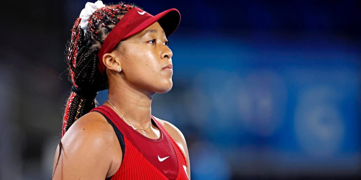 Naomi Osaka says her Olympics loss 'sucks more' than most after failing to medal for host nation Japan