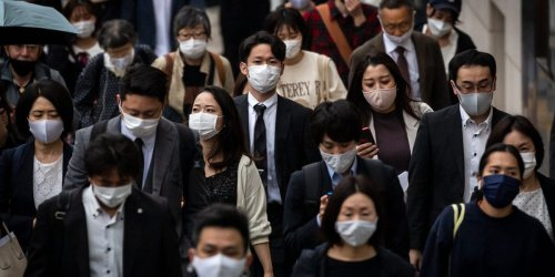 A petition to cancel the Tokyo Olympics got 240,000 signatures in 2 days as Japan extends state of emergency