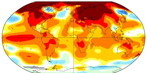 February shattered global temperature records by an unsettling amount