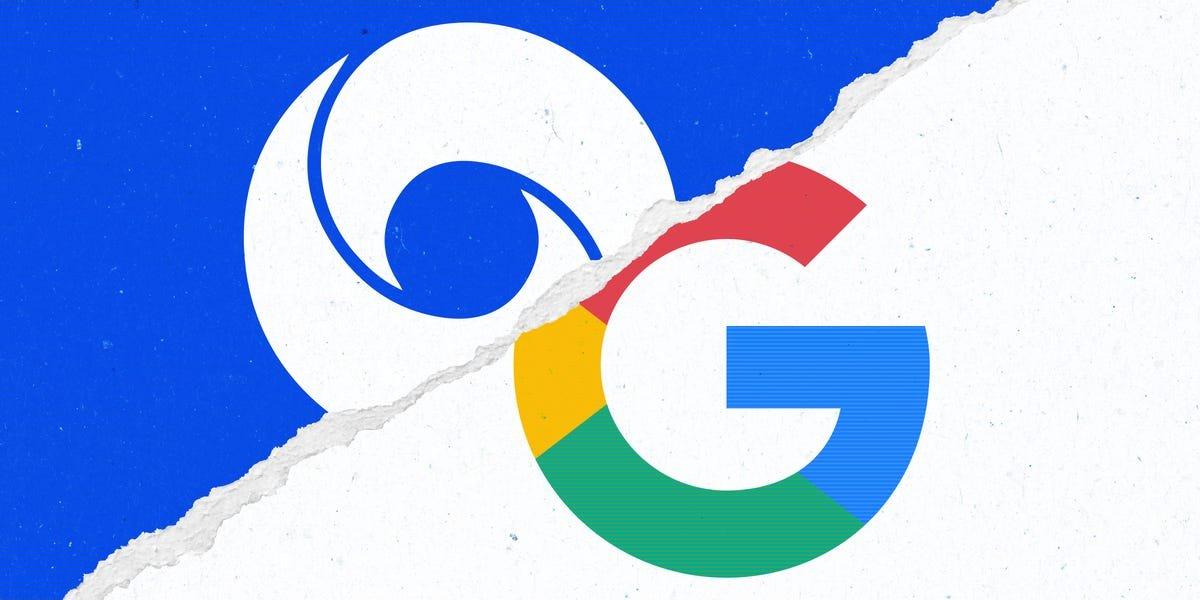 Inside DeepMind's secret plot to break away from Google