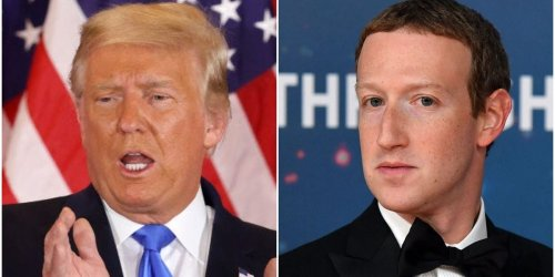 Facebook's Oversight Board issued a scathing criticism of the company for avoiding its responsibilities in suspending Trump with an 'arbitrary penalty'