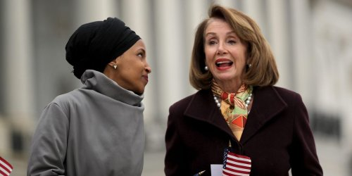 Rep. Ilhan Omar shares details about her warm relationship with 'Auntie' Nancy Pelosi