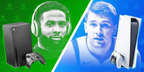 XBox vs Playstation Wars: What pro athletes on Twitch prefer