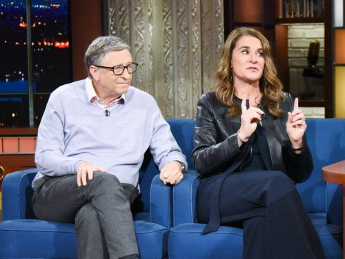 Bill and Melinda Gates have no prenup. With nearly $150 billion at stake, they will split their property according to a 'separation contract' they've agreed to instead.