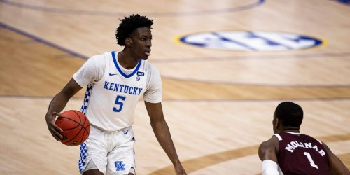 University of Kentucky basketball player Terrence Clarke died in car crash in LA, report says