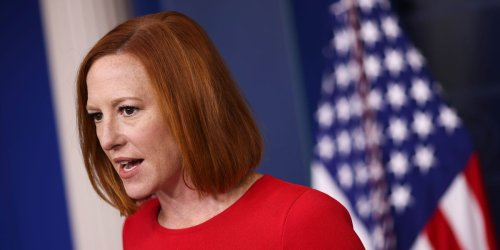 Psaki tells Newsmax reporter she's 'not going to apologize' for Pete Buttigieg taking paternity leave