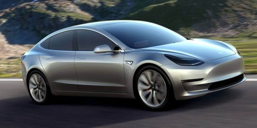 Tesla just beat out Ford as the most American-made car for the first time ever
