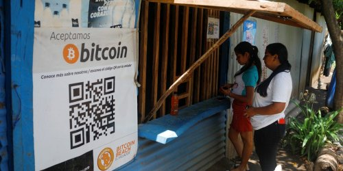 The father of El Salvador's Bitcoin Beach received an anonymous donation of a cryptocurrency fortune — now the local economy runs on it