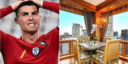 Cristiano Ronaldo is selling his Trump Tower apartment at a huge $10 million loss, report says