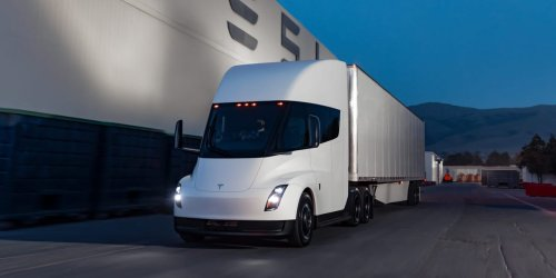 The Tesla Semi is delayed again