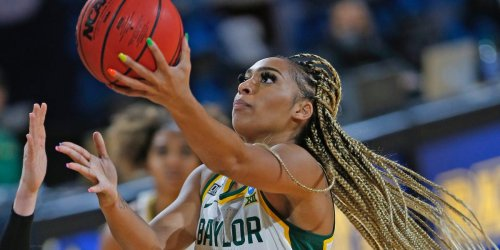 A March Madness star was sure she knew which WNBA team would draft her, and she made sure to tell her new coach when he proved her right