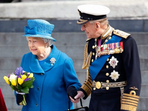 The last-known photo of Prince Philip and Queen Elizabeth before his death paid tribute to their 73-year long love story