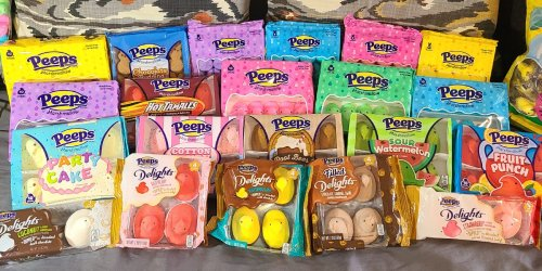 I tried every flavor of Peeps I could find, and only 2 were better than the original