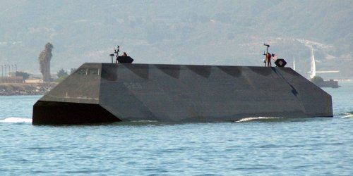 Why the US Navy's attempt to build a 'stealth warship' didn't work out