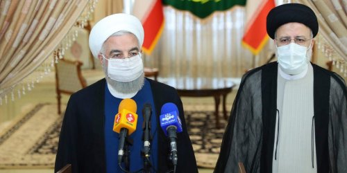 Hard-line judiciary head wins Iran presidency in a vote with low turnout, calls for a boycott