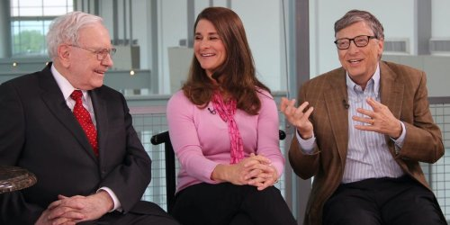 Bill and Melinda Gates timed their divorce announcement not to clash with Warren Buffett's annual shareholder meeting, NYT report says