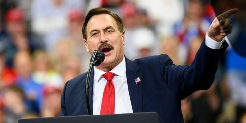 MyPillow CEO Mike Lindell reveals his new social-media site, called 'Vocl,' will be a cross between Twitter and YouTube